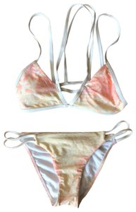 c43bcd91db9 Unique Vintage Polka Dot Monroe Retro Pinup Swimsuit Bikini Top Size ...