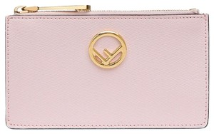 Fendi Fendi Pink leather Pouch