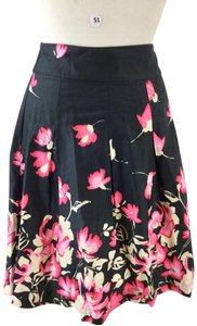 George Mini Skirt black pink