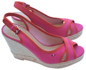 9398cfe2181a Tommy Hilfiger Wedges - Up to 90% off at Tradesy