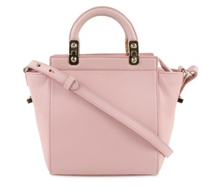 Givenchy Leather Tote in Pink