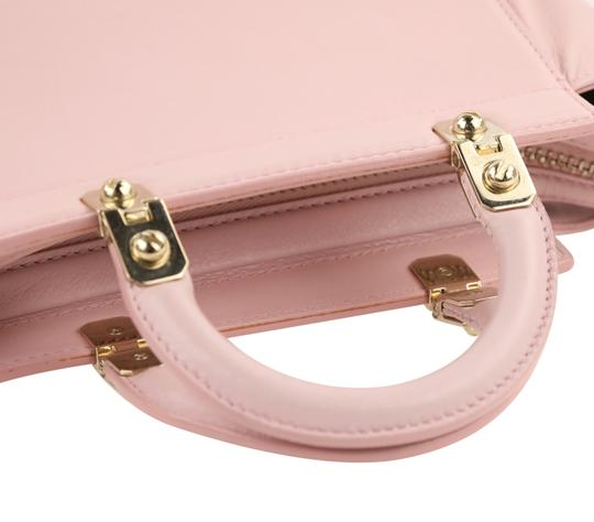 Givenchy Leather Tote in Pink Image 10