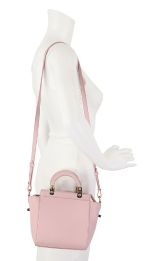 Givenchy Leather Tote in Pink Image 11