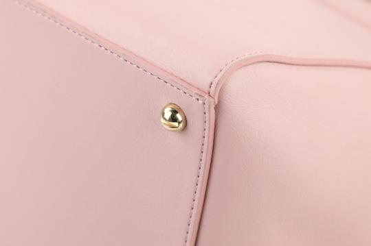 Givenchy Leather Tote in Pink Image 3