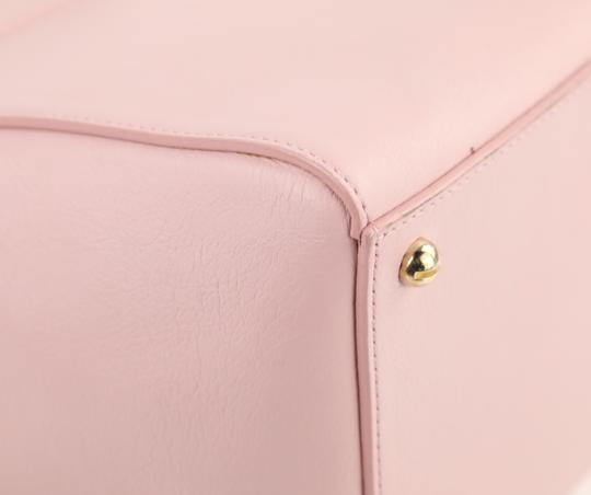 Givenchy Leather Tote in Pink Image 4