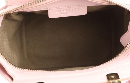 Givenchy Leather Tote in Pink Image 8