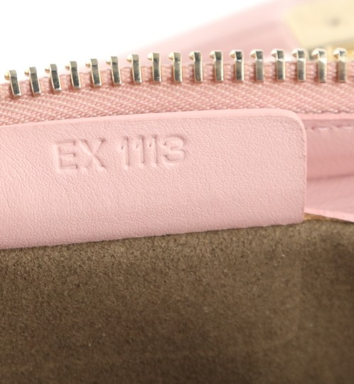 Givenchy Leather Tote in Pink Image 9