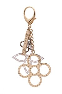 Louis Vuitton Louis Vuitton Tapage Bag Charm - Silver/Gold