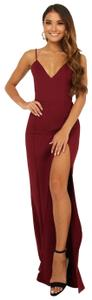 Showpo Ball Gown Stretchy Bodycon Fitted Dress
