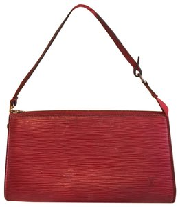 Louis Vuitton Red Rouge Clutch