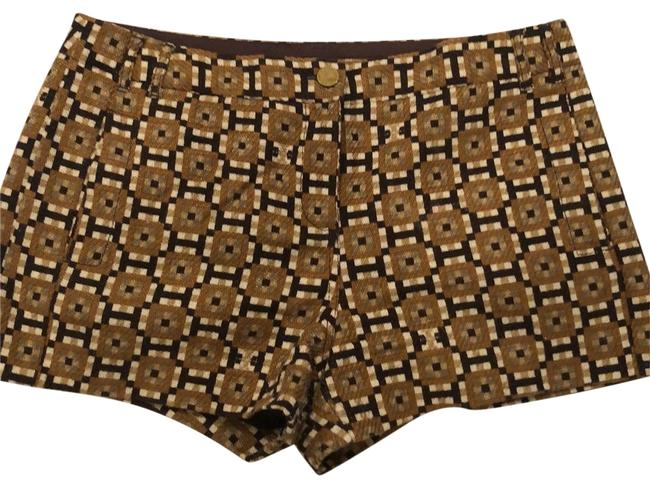 Item - Camel Brown White Olive Green 51111223 Shorts Size 8 (M, 29, 30)