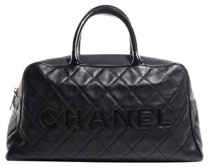 e639ffb82781 Get Chanel Weekend & Travel Bags for 70% Off or Less at Tradesy