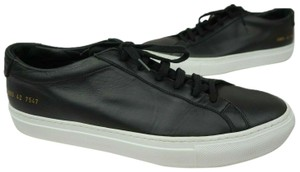 Common Projects Black Athletic