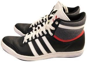 adidas Leather Sneaker Navy Blue Athletic