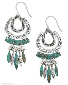 Silpada Elements Earrings