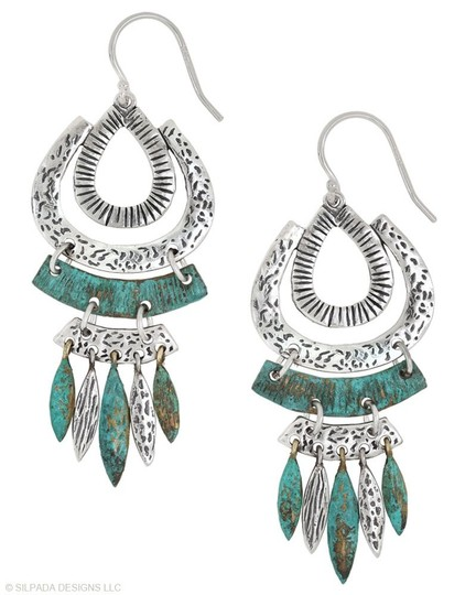 Silpada Elements Earrings Image 0