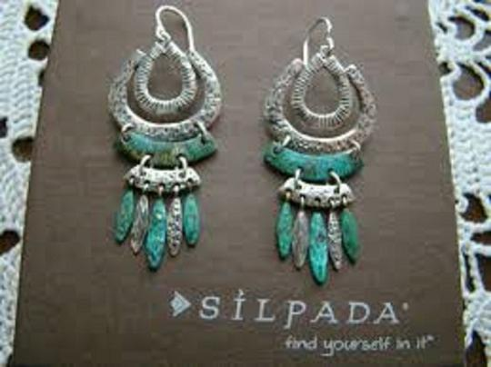 Silpada Elements Earrings Image 2