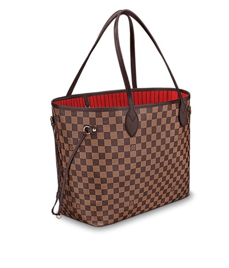 Louis Vuitton Monogram Leather Luxury European Limited Edition Tote in brown Image 2