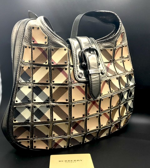 Burberry Hobo Bag Image 1