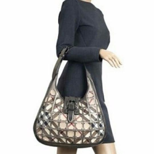 Burberry Hobo Bag Image 11