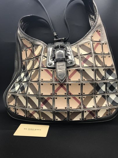 Burberry Hobo Bag Image 3