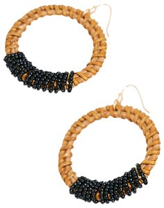 Free People free people manu bay hoop earring