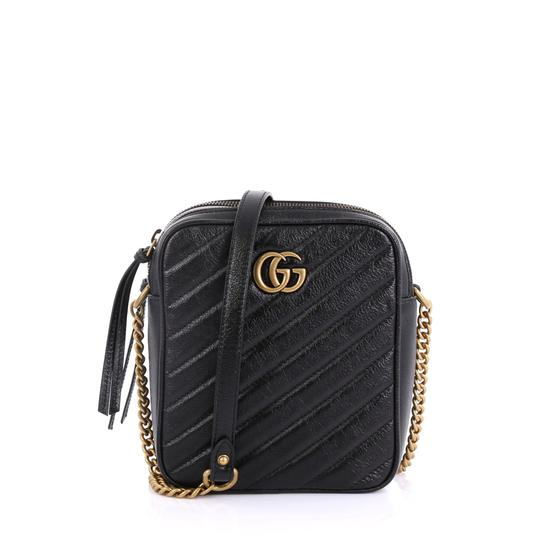 Preload https://img-static.tradesy.com/item/25299520/gucci-camera-marmont-gg-double-zip-matelasse-mini-black-leather-cross-body-bag-0-0-540-540.jpg