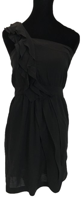 Item - Black Mid-length Formal Dress Size 2 (XS)