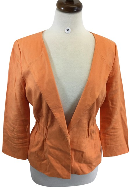 Preload https://img-static.tradesy.com/item/25300453/1-madison-orange-blazer-size-8-m-0-1-650-650.jpg