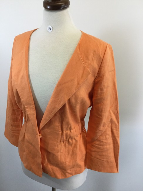 Madison Orange Blazer Image 1