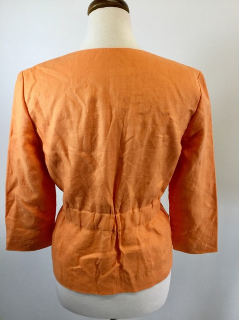 Madison Orange Blazer Image 2