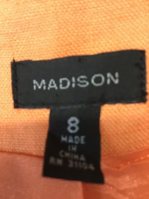 Madison Orange Blazer Image 3