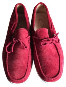 Tod's red Athletic