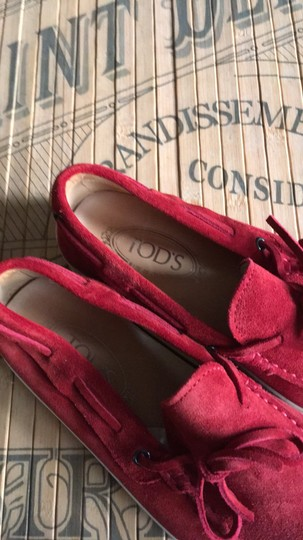 Tod's red Athletic Image 1