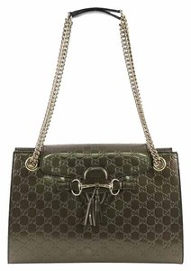 35368e3db5f Gucci Emily Shoulder Bags - Up to 70% off at Tradesy (Page 2)
