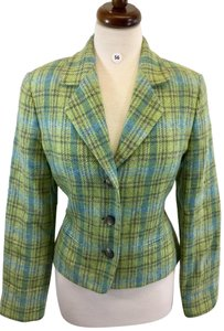 Ellen Tracy Green Blazer
