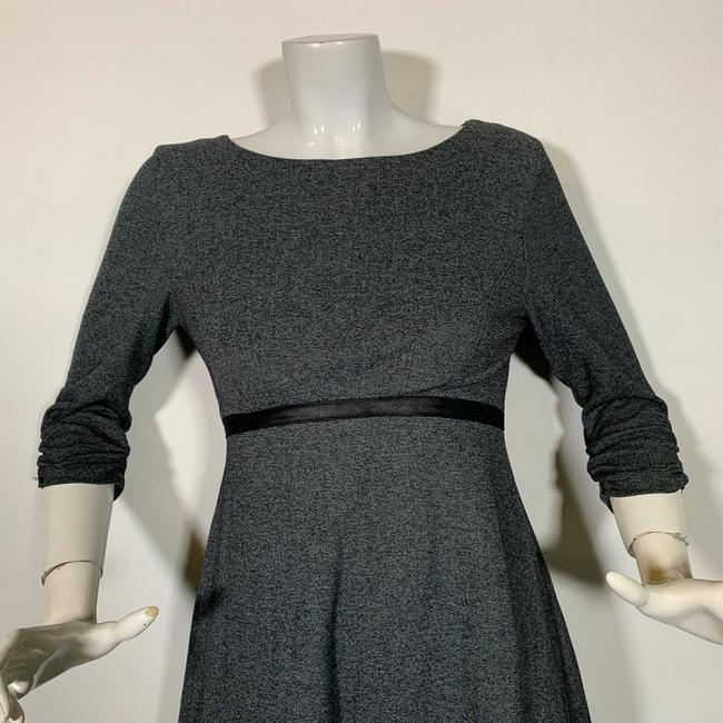 Tahari short dress Gray Rayon on Tradesy Image 4
