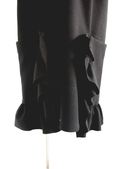 Marni short dress Black Evening Sleeveless Shift Wool on Tradesy Image 1