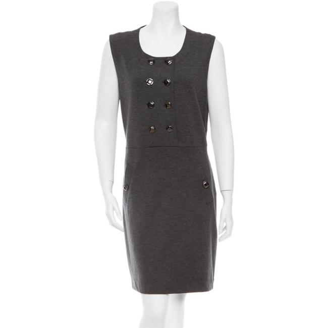 Preload https://img-static.tradesy.com/item/25300819/tory-burch-gray-double-breasted-sleeveless-spring-career-22102410-workoffice-dress-size-6-s-0-0-650-650.jpg