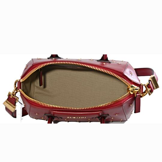 Givenchy Satchel in Dark Red Image 6