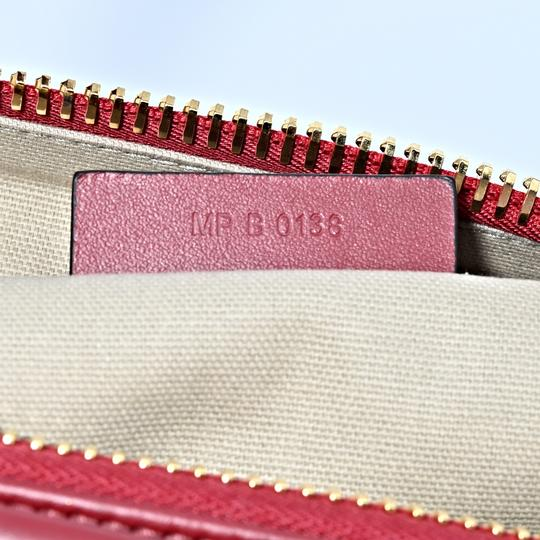 Givenchy Satchel in Dark Red Image 7