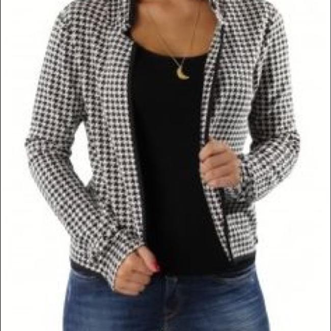 Maison Scotch Black and white Blazer Image 1