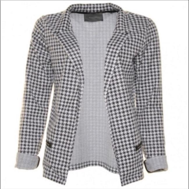 Maison Scotch Black and white Blazer Image 2