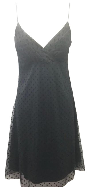 Preload https://img-static.tradesy.com/item/25300947/blu-sage-black-633023a-mid-length-cocktail-dress-size-8-m-0-1-650-650.jpg