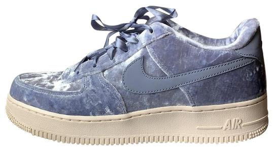 Preload https://img-static.tradesy.com/item/25301248/nike-blue-air-force-1-lv8-gs-sneakers-size-us-7-regular-m-b-0-1-540-540.jpg