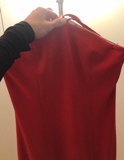 LIKELY Red Viseroy Gown Formal Bridesmaid/Mob Dress Size 2 (XS) Image 4