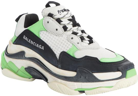 Balenciaga Triple S Sneakers Sneakers white Athletic Image 0