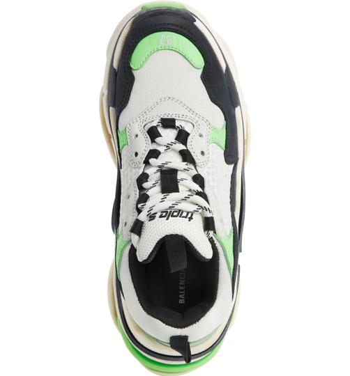 Balenciaga Triple S Sneakers Sneakers white Athletic Image 2