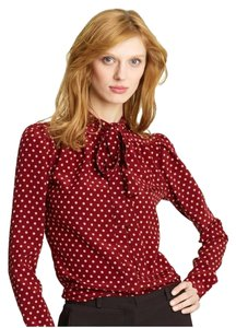 Burberry Prorsum Victoria Beckham The Row Isabel Marant Ellery Stella Mccartney Top Red