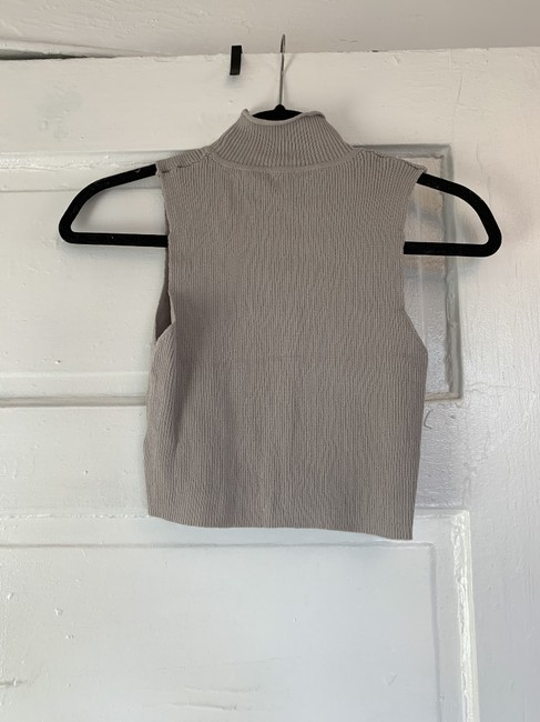 Unknown Top taupe/beige Image 1